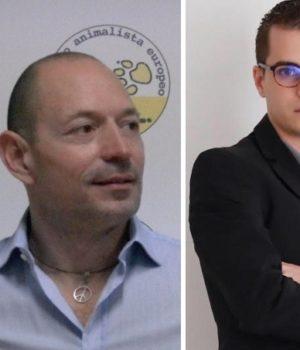 Stefano Fucelli ed Enrico Rizzi