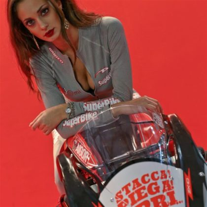 Eicma girls