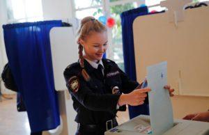 Elezioni Russia 2018
