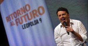 Leopolda 9, Matteo Renzi