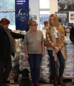 Donazione cibo Animalisti Italiani