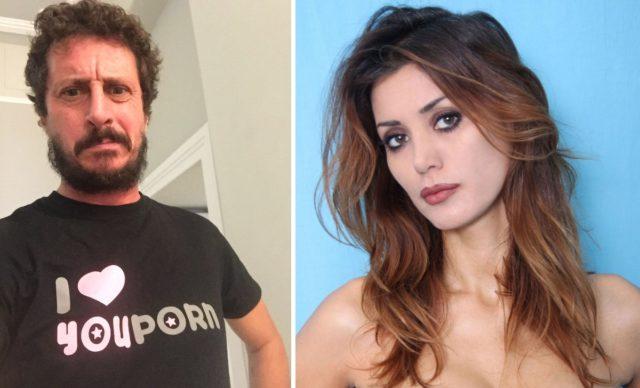 Luca Bizzarri e Daniela Martani
