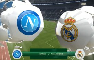 Napoli Real Madrid
