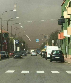 Wind day Taranto