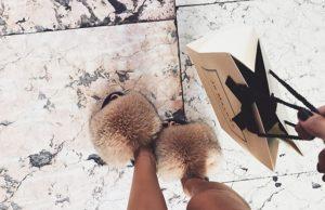 Le scarpe di Giulia de Lellis