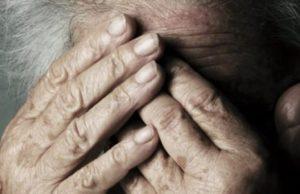 Anziana maltrattata