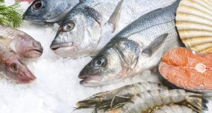 Prodotti ittici surgelati