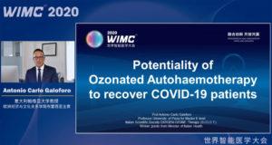 Dott. Antonio Galoforo e l'ozonoterapia