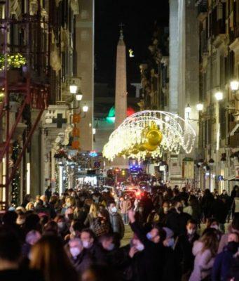 Shopping nel centro di Roma