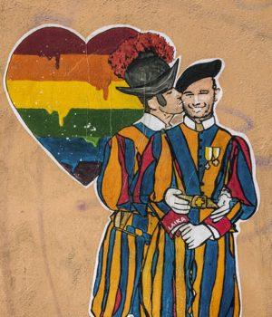 LAIKA al Gay Pride per il DDL ZAN