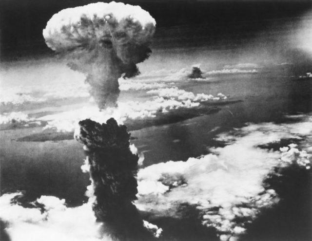 Bomba atomica su Nagasaki