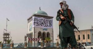 Un talebano a Kabul