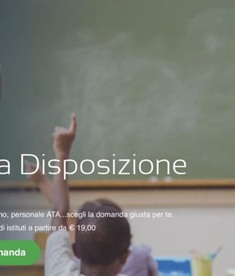 Messa a Disposizione | Docenti.it